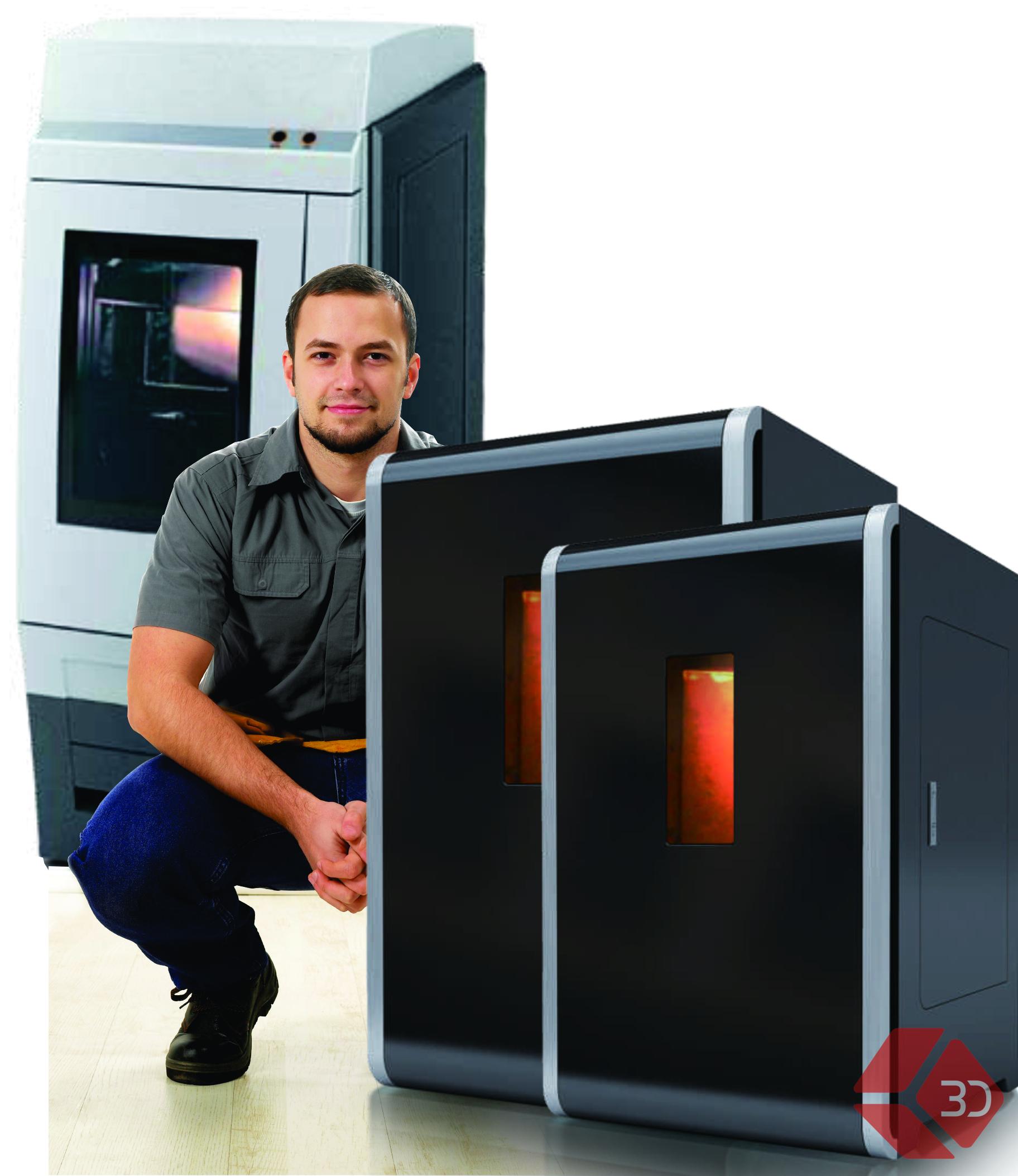 Inspire 3D printers