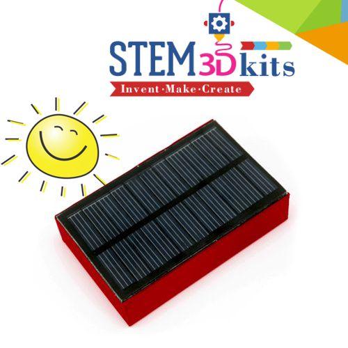 STEM3Dkits-EDU-3D_Print_Solar_Battery_Charger_kit