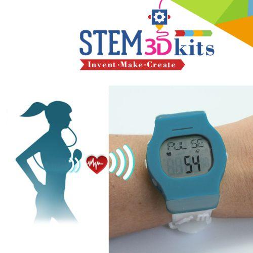 STEM3Dkits-EDU-3D_Print_fitness-watch