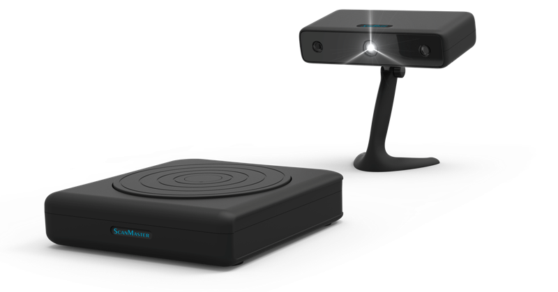 ScanMaster Plus 3D Scanner