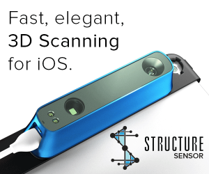 Structure Sensor - includes delivery