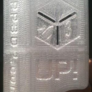 3D ABS 1kg Clear/Translucent