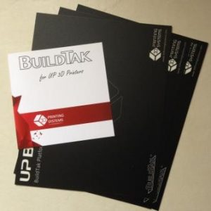 Buildtak 3-pack for UP BOX / BOX+