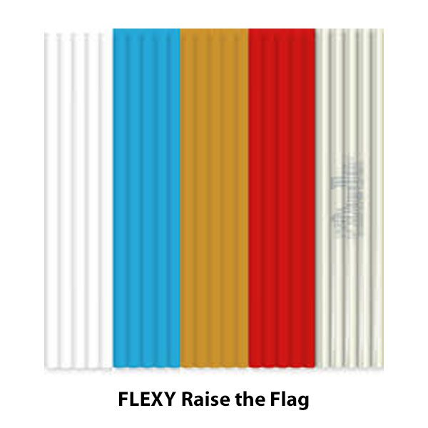 FLEXY Colour Pack- free delivery for minimum 3 x packets