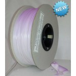 Sunburnt Chameleon 500g ABS filament - light changing White to Purple (was R560)