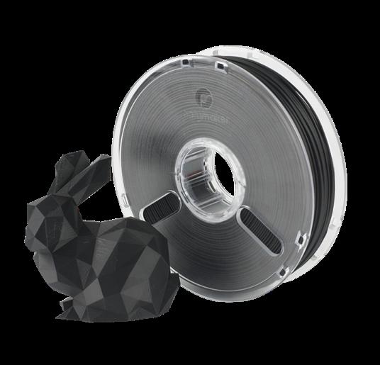 PolyMax™ PLA Black 1.75mm filament (750g)