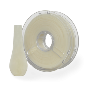 PolyPlus™ PLA Natural White 1.75mm filament (750g)