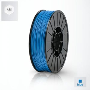 2 x 500g reels Blue UP ABS+ Premium Filament (1 kg)