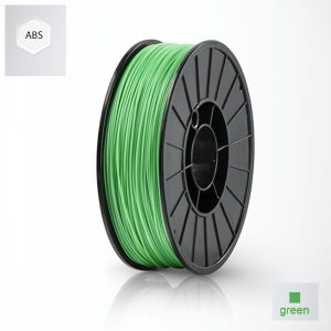 2 x 500g reels Green UP ABS+ Premium Filament (1 kg)