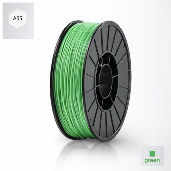 2 x 500g reels Green UP ABS+ Premium Filament (1 kg)