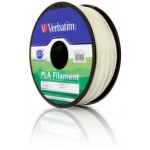 Verbatim PLA Transparent 1.75mm Filament (1 kg)