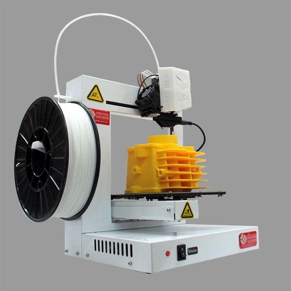 UP Plus 2 3D Printer Includes A 3D Dome Worth R570