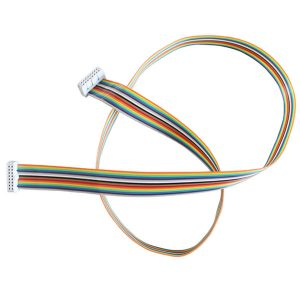 Extruder Head cable-16 pin 80mm Plus 2