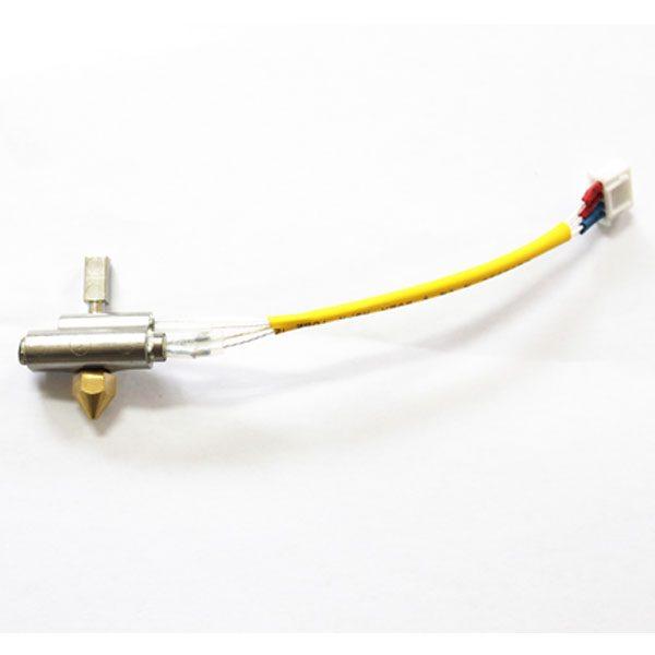 Nozzle heater v5 - 8mm Brass nozzle