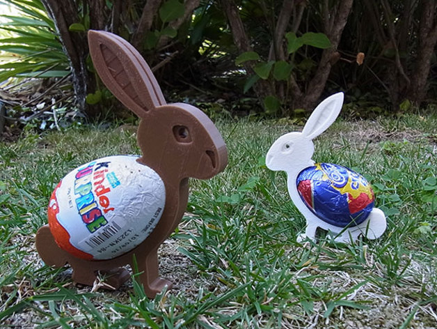 Easter Weekend 3D Prints!