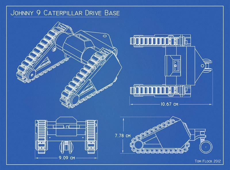 Robot 3d printing systems south africa robot caterpillar tank treads malvernweather Choice Image
