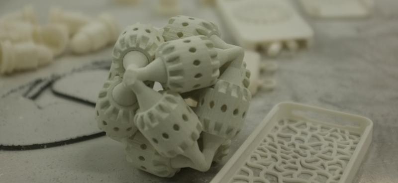 3D Printing Showcase 2014