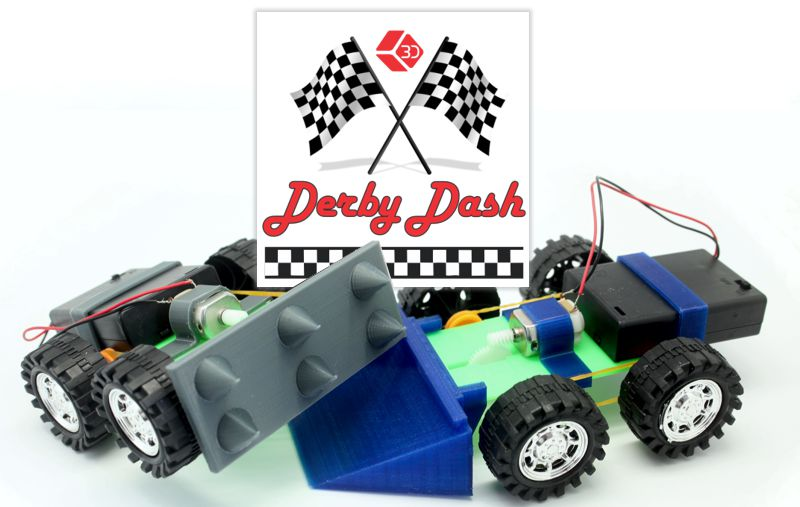 STEM kit Derby dash
