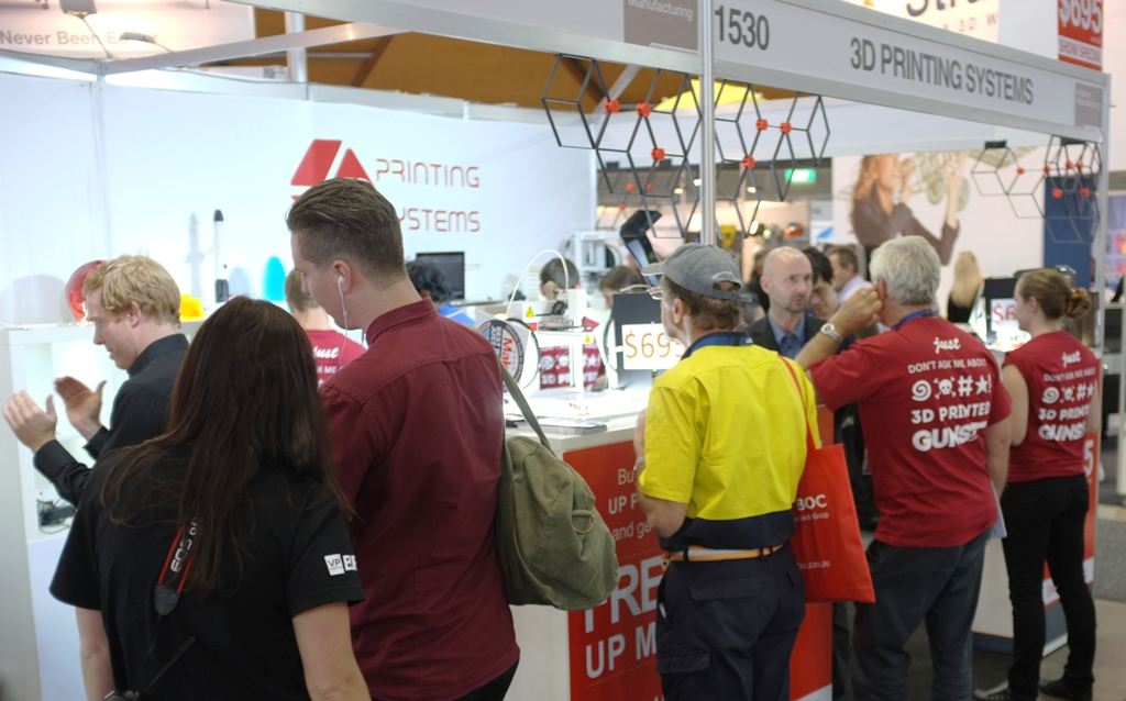 National Manufacturing Week Sydney 2014