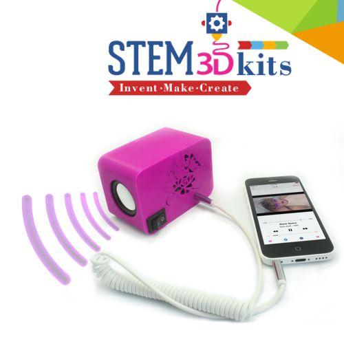 STEM3Dkits-EDU-3D_Print_Mini_boom_box_kit