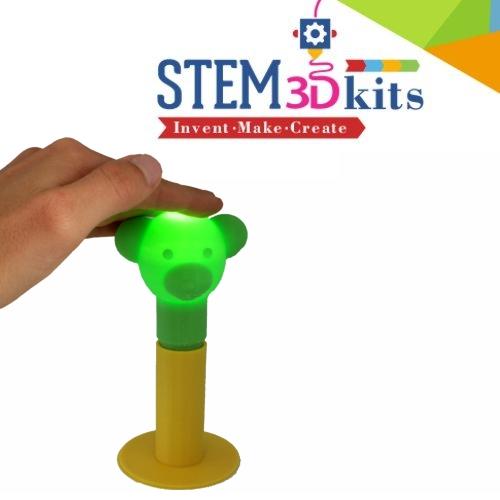 STEM3Dkits Night Light