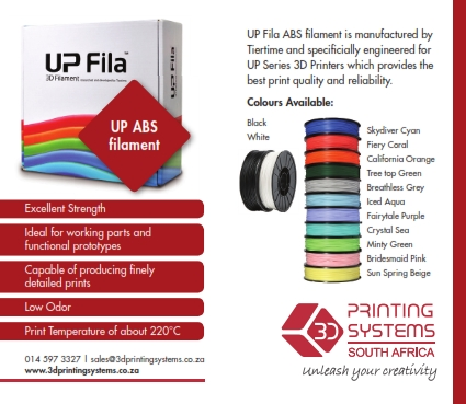 UP ABS Filament
