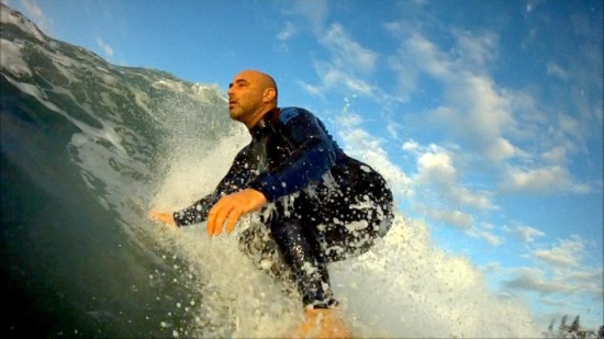 3D Printed camera mount – windsurfing