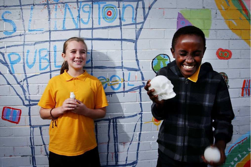 Islington Public School and 3D printing [Video]