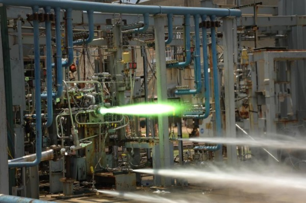 NASA test fire 3D printed rocked parts [Video]